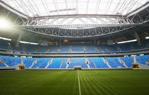 «Зенит» стал четвёртым попосещаемости домашних матчей втекущем розыгрыше Лиги Европы