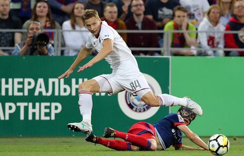 Лысов заключил новый долгосрочный договор с«Локомотивом»