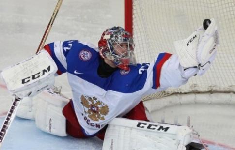 Бобровский впервый раз вНХЛ пропустил семь шайб вматче