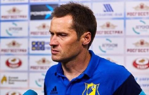 «Ростов»: вклубе всегда ценили иуважали Кириченко как тренера ичеловека