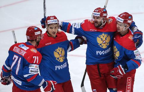 Молодежная сборная Российской Федерации похоккею одолела датчан втоварищеском матче