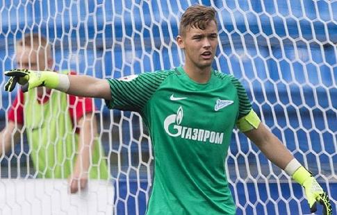 Сянваря вратарь «Зенита» будет играть зафинский футбольный клуб