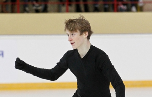Фигурист Михаил Коляда победил начемпионате РФ