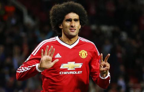 Феллаини отказался продлевать договор с«Манчестер Юнайтед»
