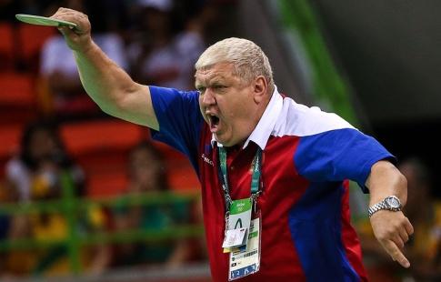 Евгения Трефилова оставят напосту основного тренера женской сборной РФ погандболу