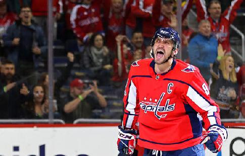 «Вашингтон» победил «Бостон» вматче НХЛ, уОвечкина— гол ипобедный буллит