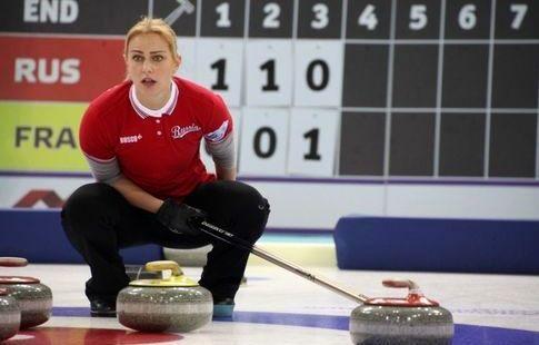 Команда соскипом Сидоровой одержала первую победу вотборе наОлимпиаду