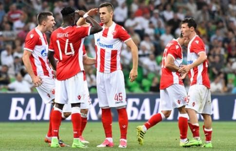«Динамо» планирует подписать Буачи вначале года вкачесте замены Мбокани