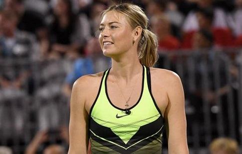 Россиянка Мария Шарапова пробилась вполуфинал теннисного турнира вШэньчжэне