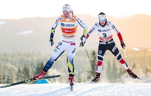 Эстберг выиграла масс-старт на«Тур деСки», Седова— 9-я