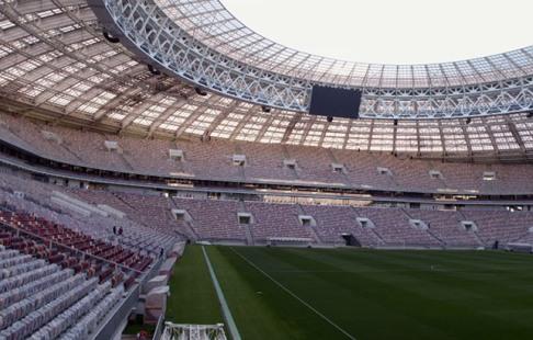 1-ый матч настадионе «Динамо» состоится в этом году