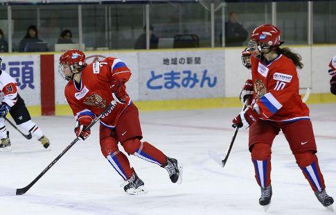 Россиянки стартовали начемпионате мира спобеды над Норвегией