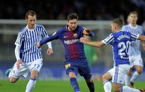 Нелсон Семеду не несомненно поможет «Барселоне» вматче с«Реалом Сосьедад»
