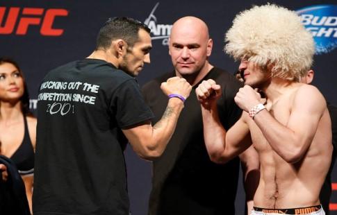 Хабиб Нурмагомедов поборется за«настоящий» пояс чемпиона UFC