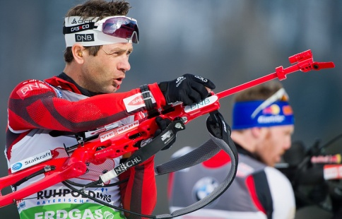 Знаменитого биатлониста Бьорндалена непустили наОлимпиаду