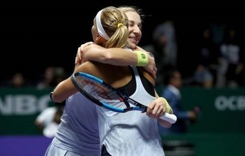 Елена Веснина проиграла вовтором круге Australian Open