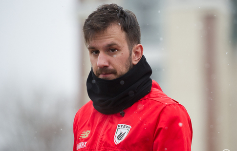 Цакташ сообщил, что расторг контракт с«Рубином»