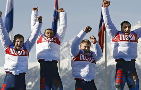 Компания ZASPORT представила эскизы олимпийской формы для русских атлетов