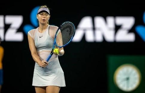 Шарапова проиграла Кербер втретьем круге Australian Open