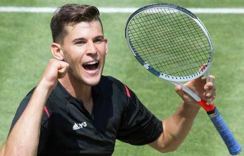 Тим в 5-ти сетах проиграл Сандгрену в1/8 финала Australian Open