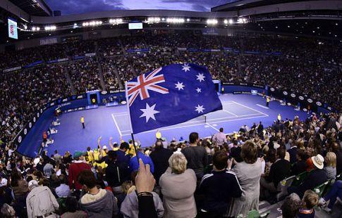 Федерер победил Бердыха ивышел вполуфинал Australian Open