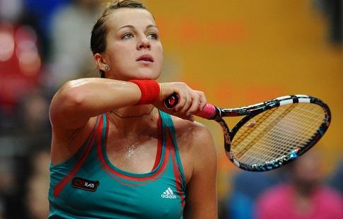 Во 2-ой круг турнира WTA вПетербурге вышла Анастасия Потапова
