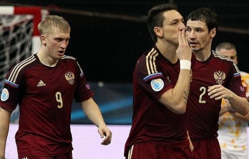 ВСловении стартует чемпионат Европы-2018 пофутзалу