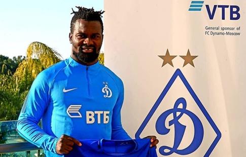 «Динамо» подписало ганского полузащитника Тетте