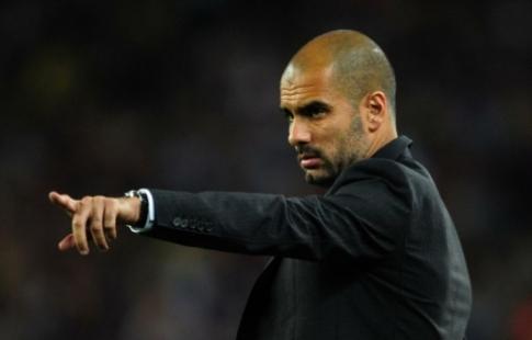 Гвардиола'Я доволен тем как игроки'Манчестер Сити боролись за результат