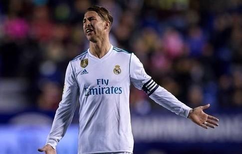 «Реал» сыграл вничью с«Леванте», упустив победу напоследних минутах