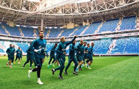 «Зенит» сыграл вничью вконтрольном матче со«Слованом»