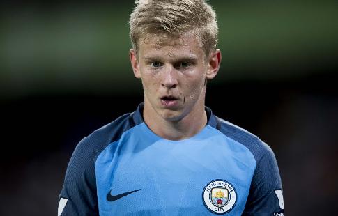 Александр Зинченко: Яначинаю понимать свою роль в«Манчестер Сити»