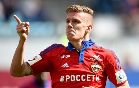 Футболист ЦСКА Вернблум собирается покинуть клуб вконце сезона