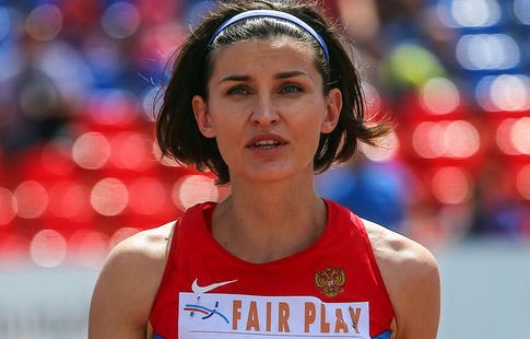 Анна Чичерова иеще 5 русских легкоатлетов признали санкции IAAF задопинг