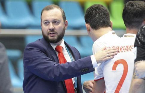 РФ проиграла Португалии вполуфиналеЧЕ помини-футболу
