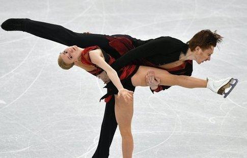 Тарасова и Морозов не выступят в произвольной программе командного турнира ОИ-2018
