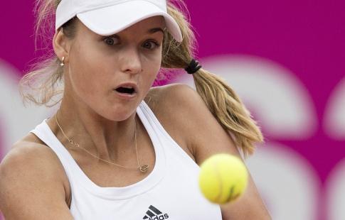 Словацкие теннисистки сравняли счет вматче сРоссией вКубке Федерации