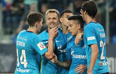 «Зенит» и«Рубин» обменяются футболистами