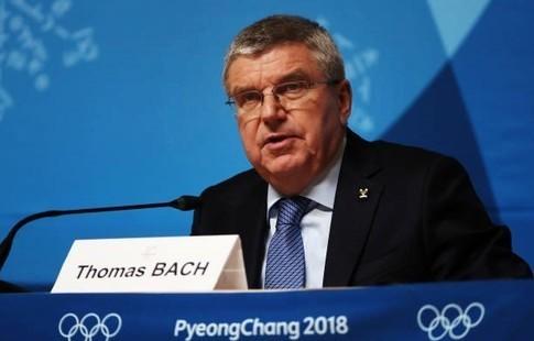Президент МОК пояснил  россиянам, почему ихпригласили наОлимпиаду