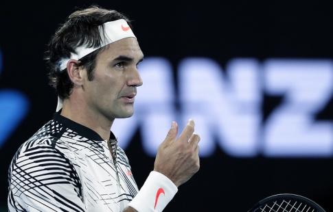 Федерер водной победе отзвания первой ракетки мира