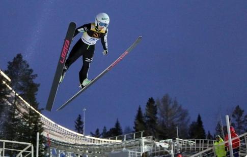 Четверо русских прыгунов страмплина вышли вфинал Олимпиады