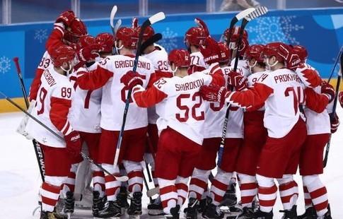 Павел Колобков: «Победа хоккеистов— самое яркое событие Олимпиады»