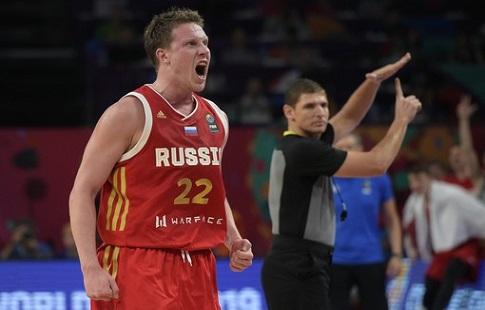 ВПерми сборная РФ побаскетболу обыграла Боснию иГерцеговину
