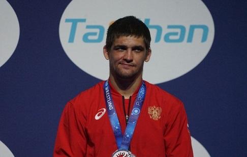 Русский борец Чехиркин простился ссеребром чемпионата мира из-за допинга— детали