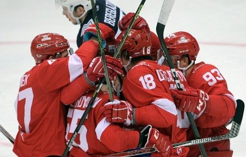 После олимпийской паузы «Динамо» уступило одноклубникам изМинска