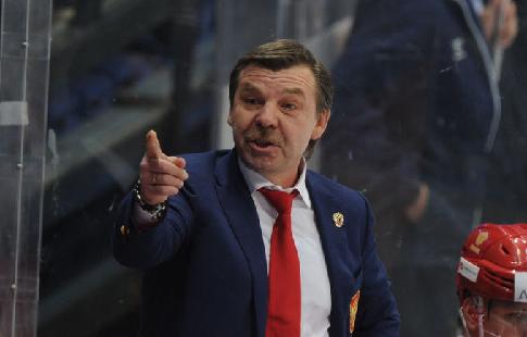 Договоры тренеров сборной РФ истекают 31мая— ФХР