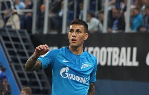 Паредес устал от«Зенита» и РФ, агент ищет ему новый клуб