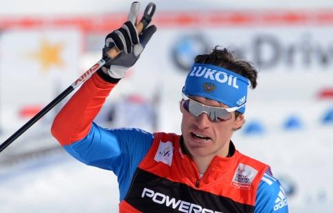 Вылегжанин— бронзовый призёр взабеге на50км наэтапе Кубка мира