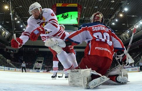 ЦСКА сталкивался сагентом Кагарлицкого, что ненарушает регламента— КХЛ