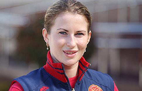 Олимпийская чемпионка проведет зарядку с курскими школьниками